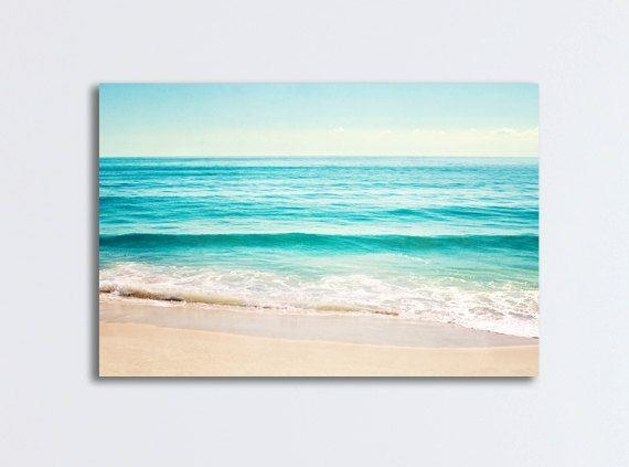 Featured Image of Canvas Wall Art Beach Scenes