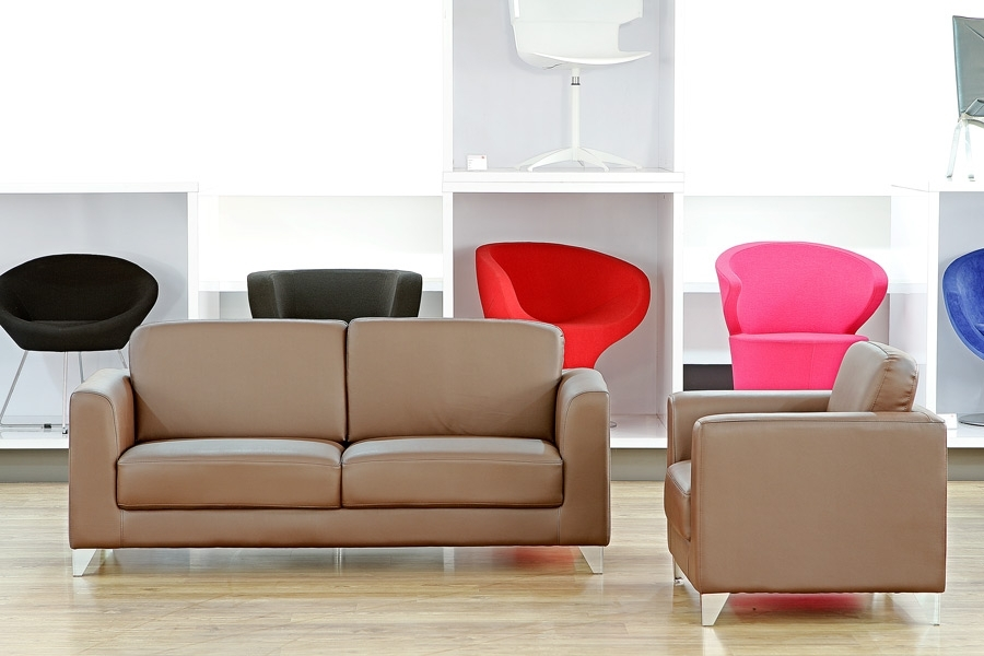 Office Sofas Online, Office Furniture India – Featherlite In Office Sofas And Chairs (Image 7 of 10)
