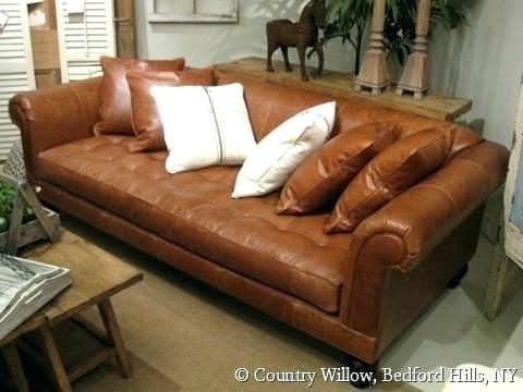 One Cushion Sofas Adropme One Cushion Sofa One Cushion Sofas Brown Within One Cushion Sofas (Image 7 of 10)
