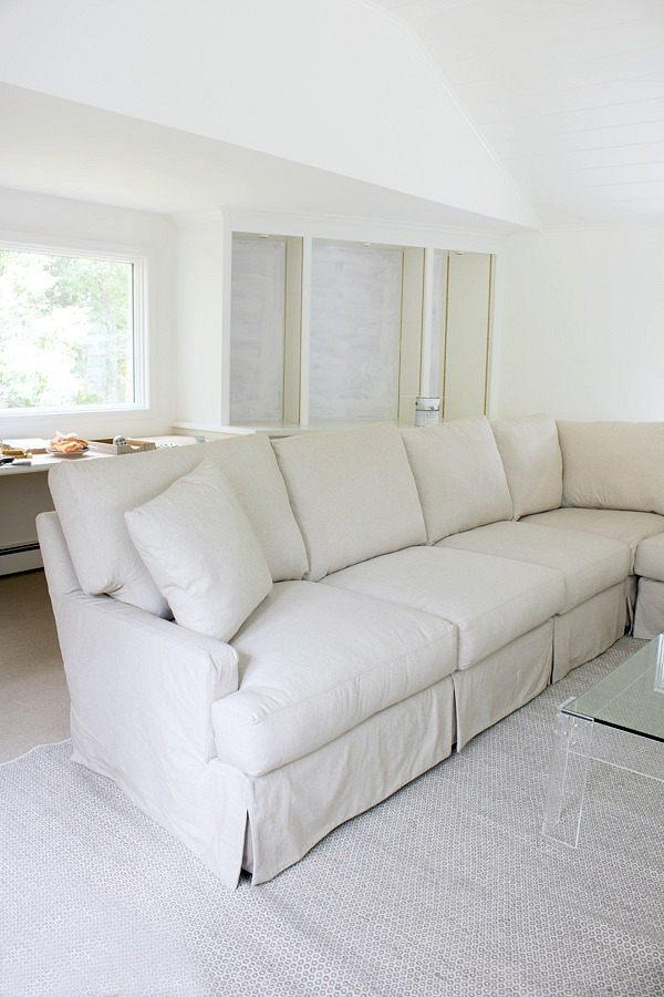 One Room Challenge Week 4: A Killer New Sectional & Coffee Table, My Inside Lee Industries Sectional Sofas (View 2 of 10)