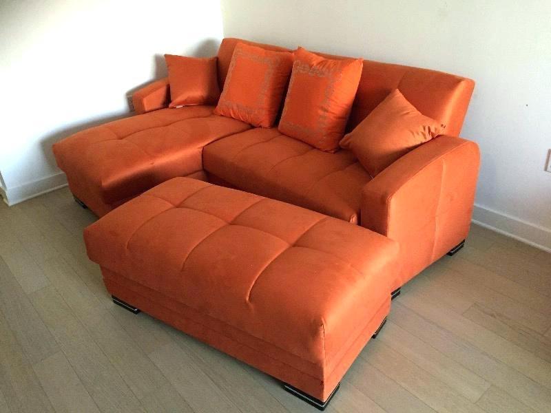 Orange Sectional Sofa – Sofa Design Ideas Within Orange County Sofas (Image 5 of 10)
