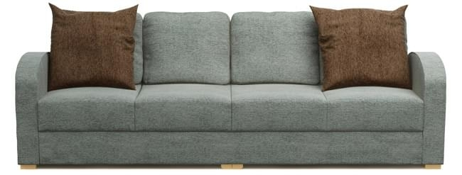 Orb Four Seat Sofa – Bespoke Four Seat Sofas | Nabru Throughout 4 Seater Sofas (Image 9 of 10)