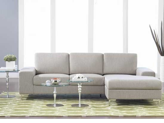 Oregon Chaise Sectional – Looks Great With Nice Wide Chaise (Image 6 of 10)