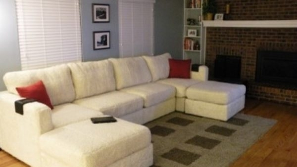 Oregonbaseballcampaign | Sectional Sofas – Find Small Sectional With Regard To Sectional Sofas With 2 Chaises (View 8 of 10)