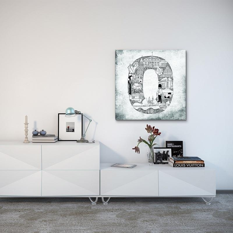 Featured Image of Ottawa Canvas Wall Art