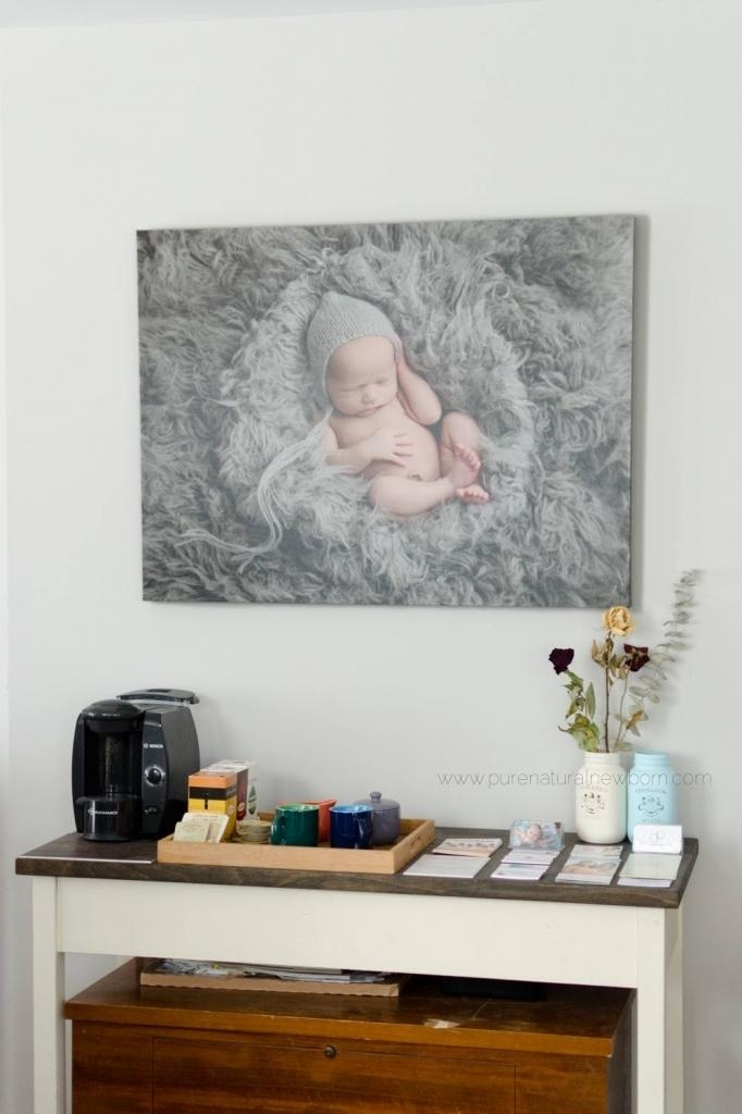 Ottawa Newborn Photographer Print Product Large Wall Art Canvas Regarding Ottawa Canvas Wall Art (Image 19 of 20)