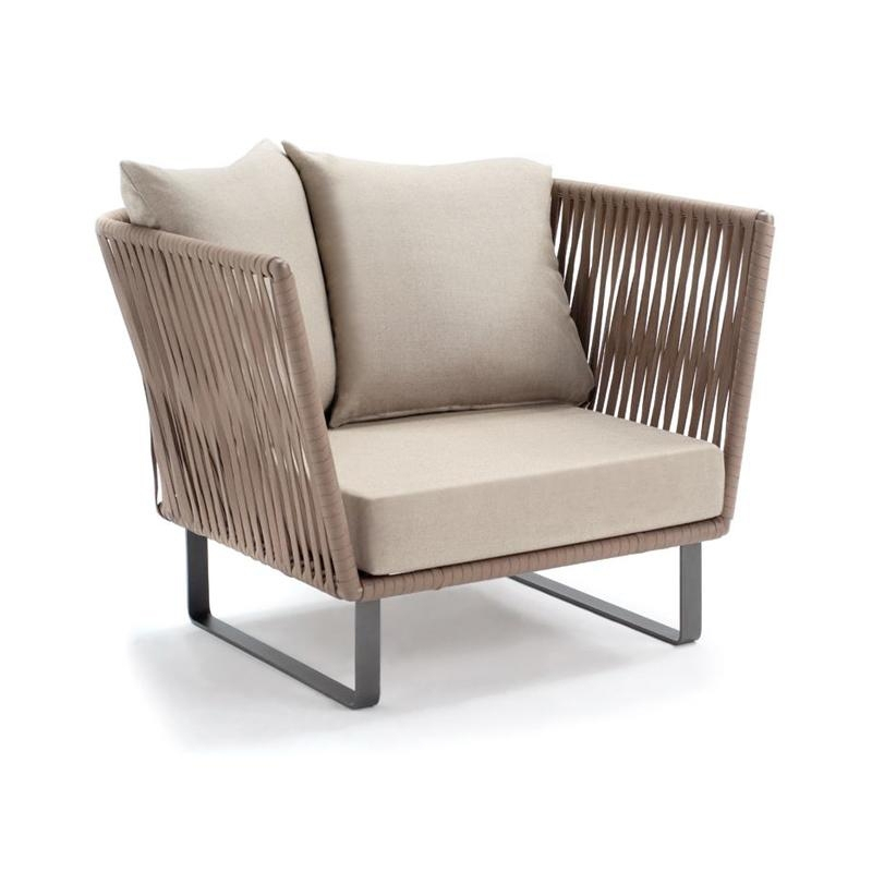 Outdoor Furniture | Dedece Intended For Outdoor Sofa Chairs (Image 8 of 10)