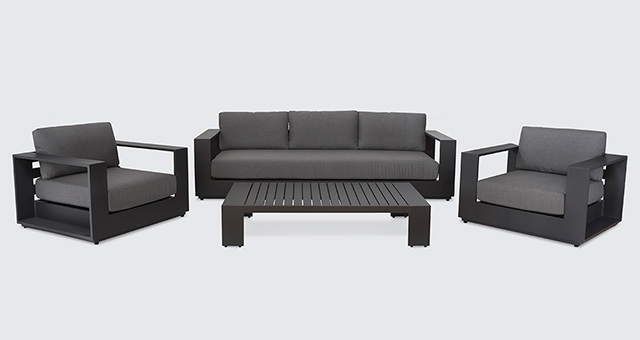 Outdoor Furniture | Table, Chairs, Sofa – Design Concepts Intended For Outdoor Sofa Chairs (Image 9 of 10)