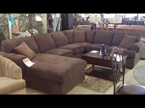 Oversized Sectional Sofa – Youtube For Oversized Sectional Sofas (View 10 of 10)