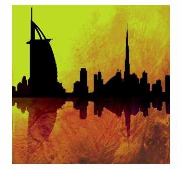 Paciano Art Gallery Dubai, Canvas Print, Fine Art, Frame Art With Dubai Canvas Wall Art (Image 17 of 20)