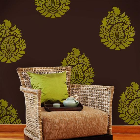 Paints : Bathroom Wall Art Stencils In Conjunction With Wall Art Regarding Homebase Canvas Wall Art (Image 8 of 20)