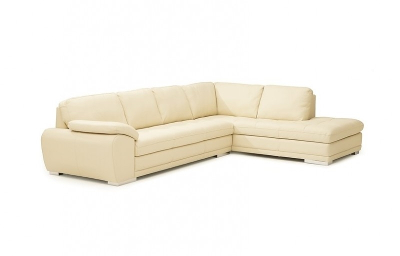 Palliser Kelowna Leather Sectional Sofa | Reside Furnishings Throughout Kelowna Sectional Sofas (Photo 10 of 10)