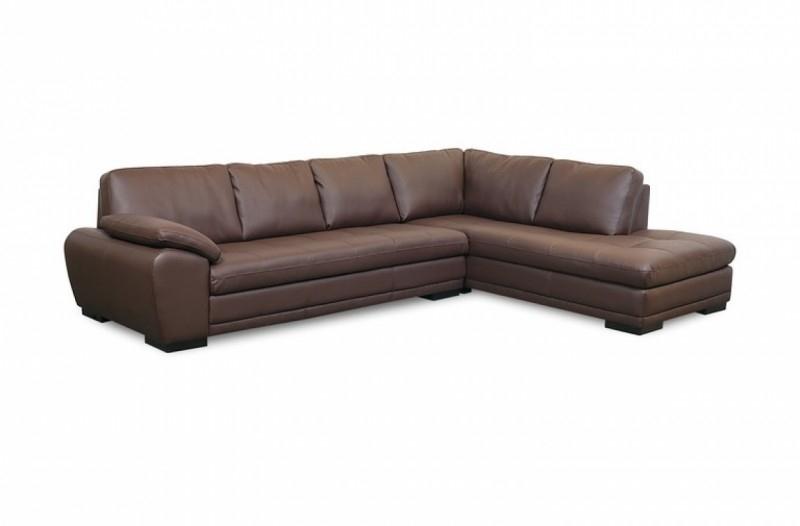 Palliser Kelowna Leather Sectional Sofa | Reside Furnishings Within Kelowna Sectional Sofas (Image 4 of 10)