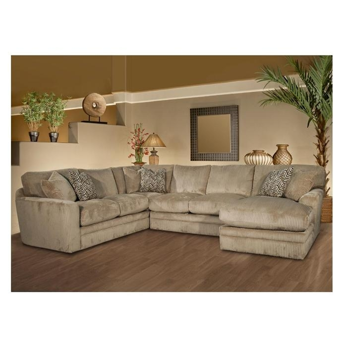 Palms 3 Piece Sectional In Memphis Toast | Nebraska Furniture Mart Regarding Memphis Sectional Sofas (Photo 9 of 10)
