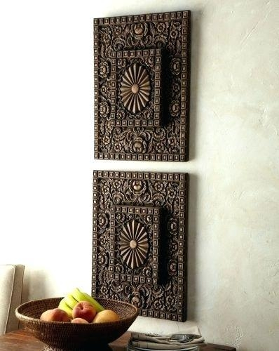 Panel Wall Decor Metal Wall Art Panels Abstract Tree Metal Wall With Regard To India Abstract Metal Wall Art (Image 11 of 20)