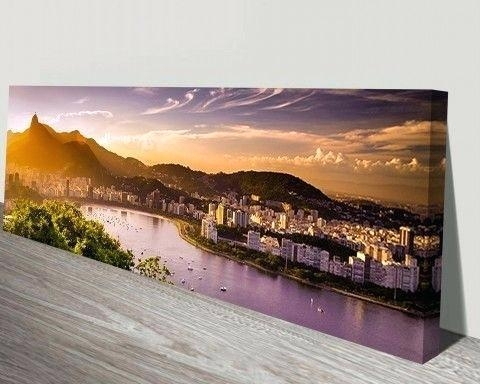 Panoramic Canvas Wall Art Panoramic Canvas Photo Canvas Wall Art In Panoramic Canvas Wall Art (Image 10 of 20)