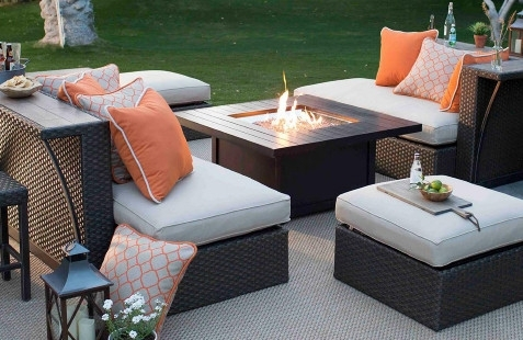 Patio Furniture, Outdoor Dining, And Backyard Decor | Hayneedle In Patio Sofas (Image 8 of 10)