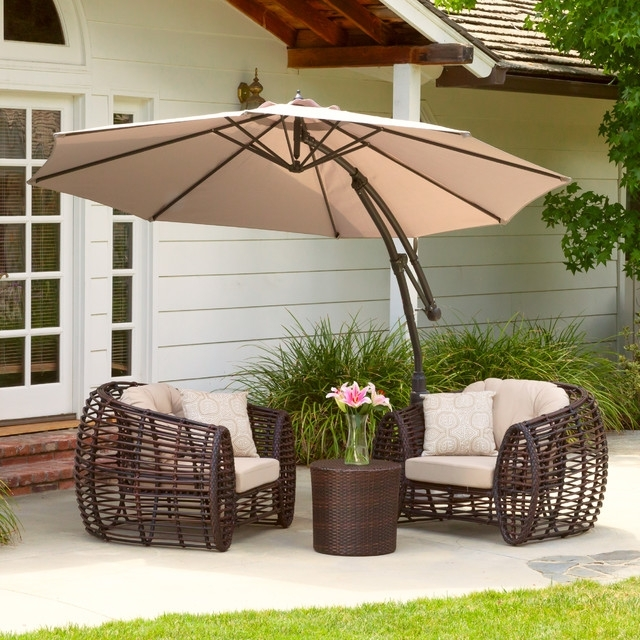 Patio Furniture With Canopy – Mopeppers #0F32Befb8Dc4 Inside Outdoor Sofas With Canopy (Photo 1 of 10)