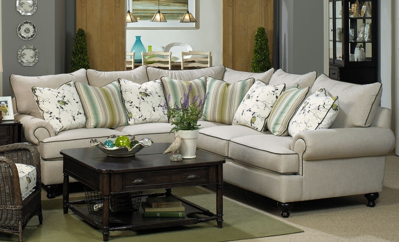 Paula Deen Home Sectional Sofa Grand Home Furnishings K3015 Paula Intended For Grand Furniture Sectional Sofas (Photo 9 of 10)