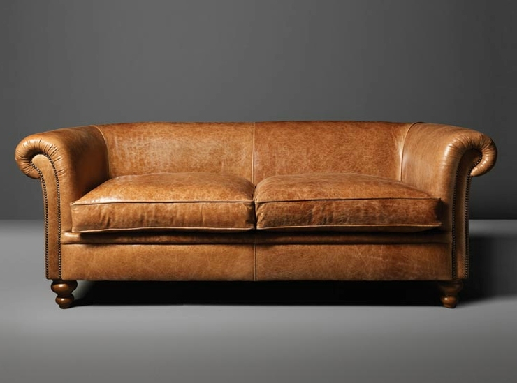 Perfect Light Tan Leather Sofa Tan Sofas – Interiorvues Within Light Tan Leather Sofas (Image 8 of 10)