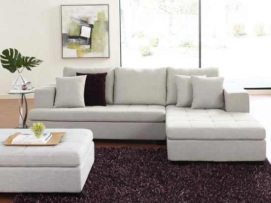 Perfect Sectional Sofa With Ottoman Mirak Sectional With Ottoman Within Sofas With Ottoman (Image 7 of 10)