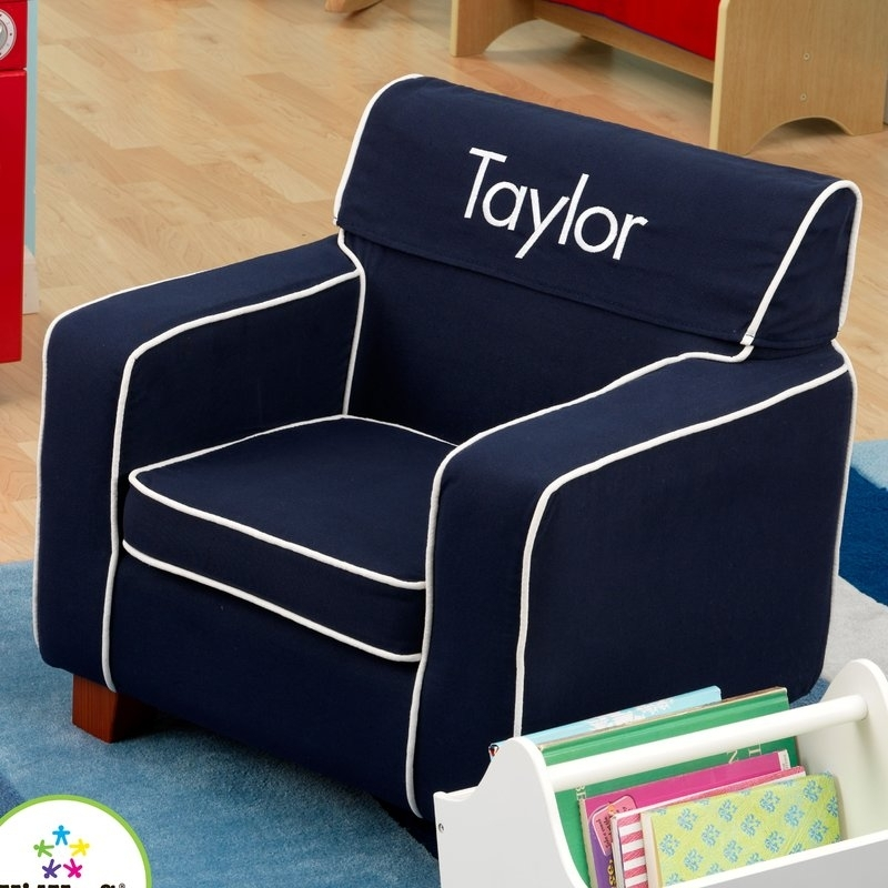 Personalized Kids Chairs Sofas – Home And Textiles Within Personalized Kids Chairs And Sofas (Image 5 of 10)