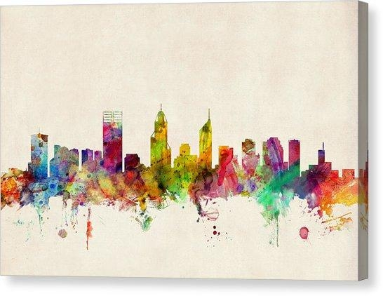 Perth Canvas Prints | Fine Art America Pertaining To Canvas Wall Art Of Perth (Image 16 of 20)