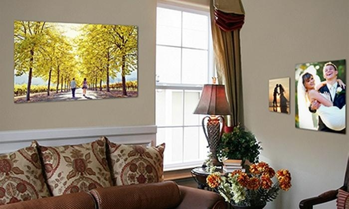 Picture It On Canvas In San Francisco | Groupon With Regard To Groupon Canvas Wall Art (Image 14 of 20)