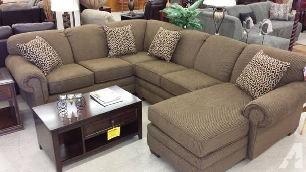 Picturesque Lazy Boy Sofa Sectional Okaycreations Net On | Ataa With Lazyboy Sectional Sofas (Image 9 of 10)