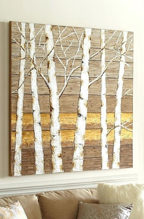 Pier One Imports Wall Decor Stunning Blocks Painting Pier One With Pier One Abstract Wall Art (Image 12 of 20)