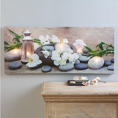 Pincollections Etc. On Home Accessories & Decor | Pinterest Pertaining To Orchid Canvas Wall Art (Photo 7 of 20)