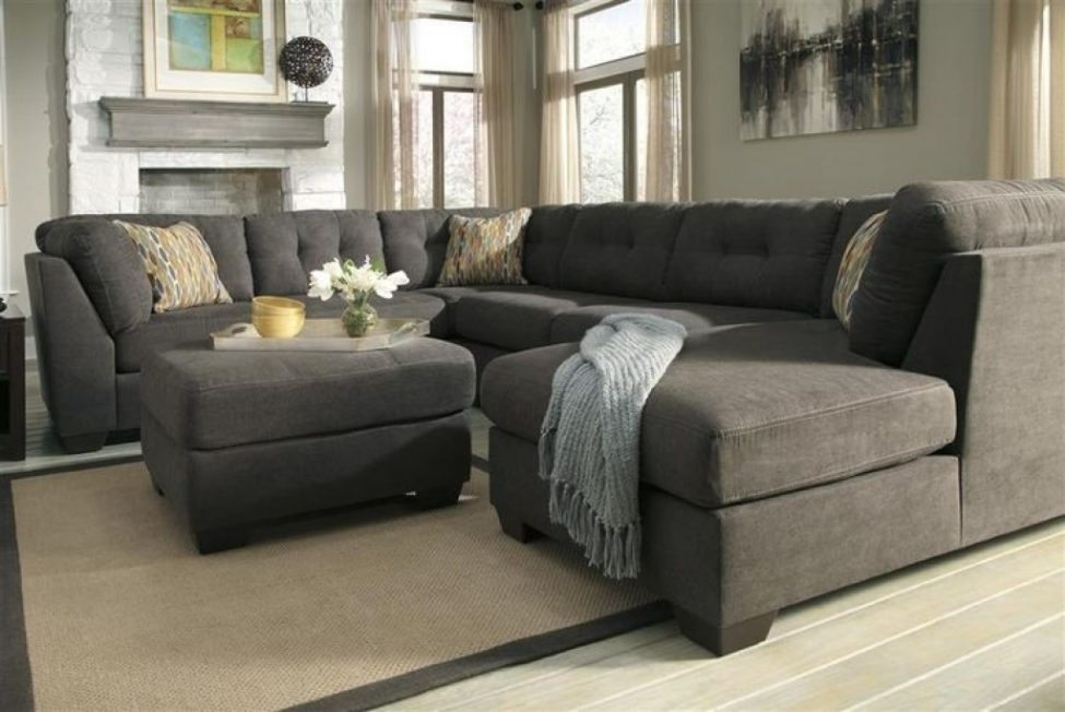 Plush Sectional Sofas – The Hermit Home Throughout Plush Sectional Sofas (Photo 3 of 10)