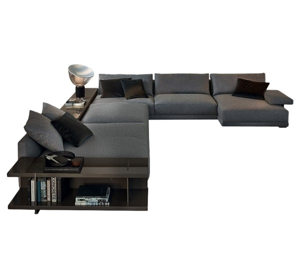 Poliform Bristol Sofa – Composition 1 | Mohd Shop For Bristol Sofas (Image 6 of 10)