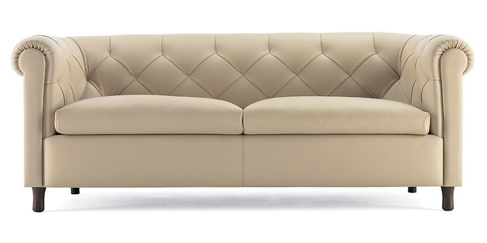 Poltrona Frau Arcadia Two Seater Sofa – Large | The Longest Stay For Two Seater Sofas (Image 7 of 10)