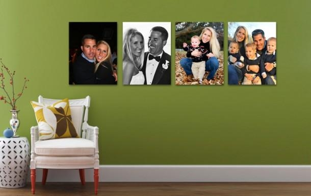 Pregnancy Memories On Canvas | Blog Series – 1 Regarding Photography Canvas Wall Art (Image 12 of 20)