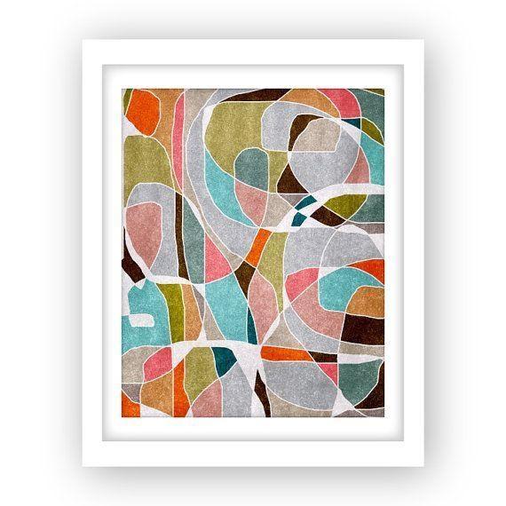 Printable Abstract Wall Art Abstract Printprintablegrafikart Intended For Printable Abstract Wall Art (View 19 of 20)