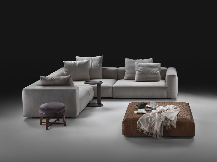 Product Categories Sofas / Sectional Sofas | Flexform Nyc With Nyc Sectional Sofas (View 4 of 10)