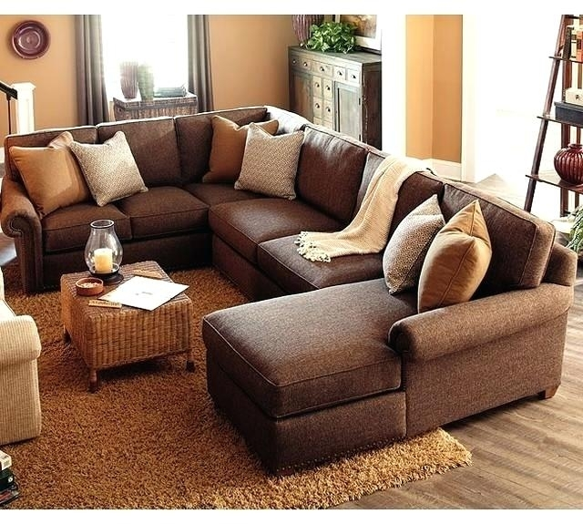 Queen Size Sleeper Sectional Sofas – Wojcicki In Sectional Sofas With Queen Size Sleeper (View 4 of 10)