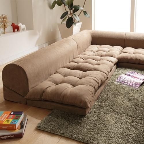 Rcmdin | Rakuten Global Market: Low Freestyle Relaqua [Relaxer] From With Regard To Low Sofas (Image 8 of 10)