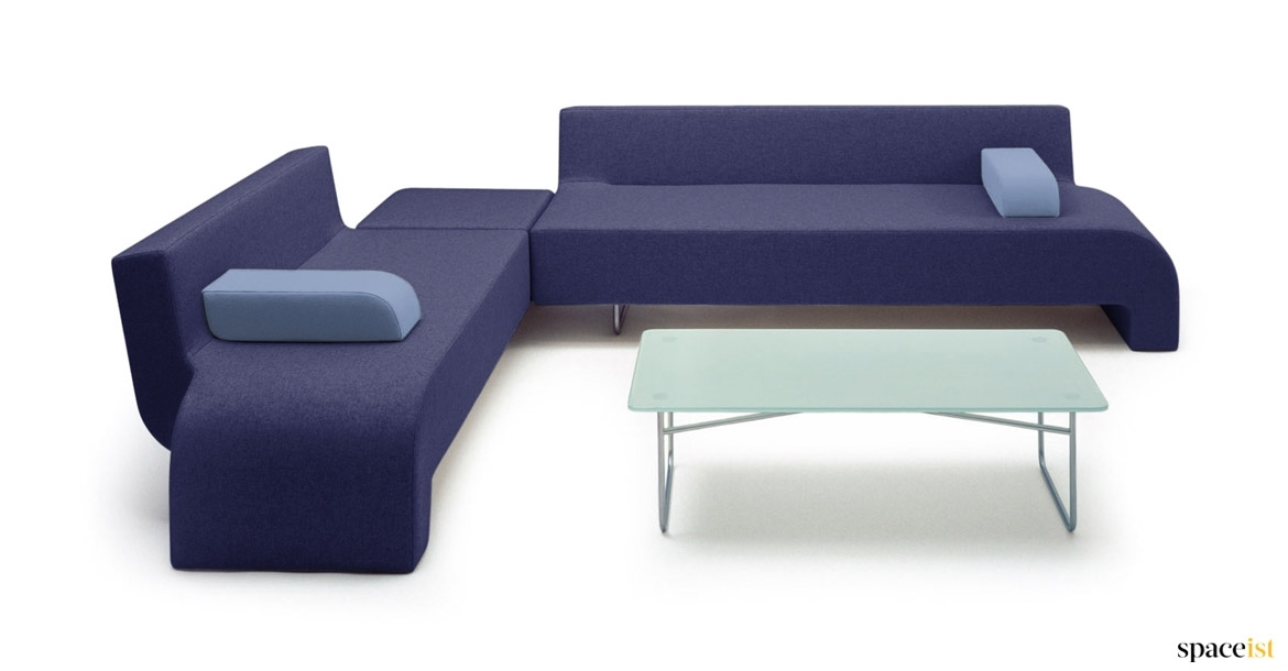 Reception Sofas : 30 Corner Sofa With Office Sofas (Image 9 of 10)