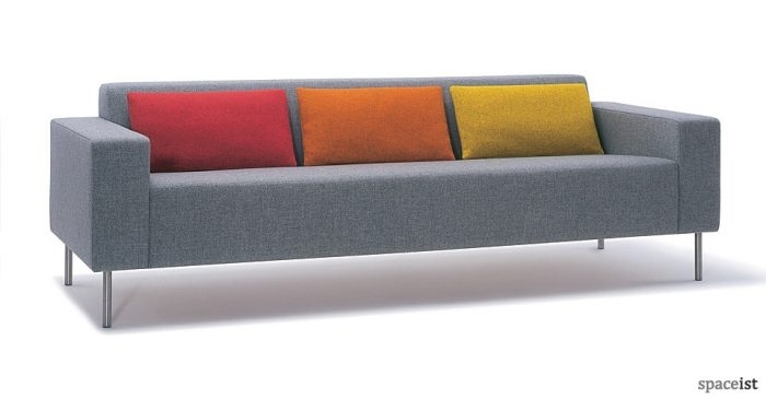 Reception Sofas | Office Sofas | Long Sofas | Match A Brand Colour Pertaining To Office Sofas (Image 10 of 10)