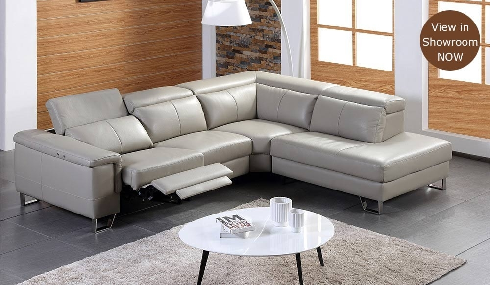 Recliners Sofas And Corner Recliner Sofas With Manual Or Electric With Recliner Sofas (Image 9 of 10)