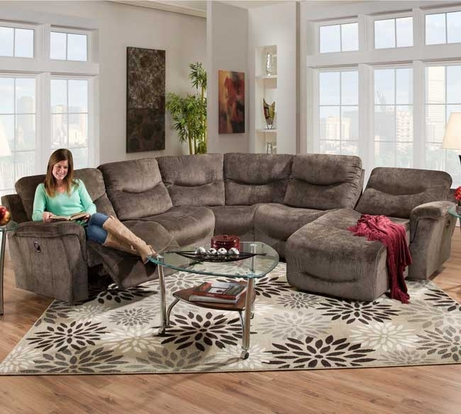 Reclining Sectional Sofas | Sectional Sofas With Recliners Regarding Harrisburg Pa Sectional Sofas (View 7 of 10)