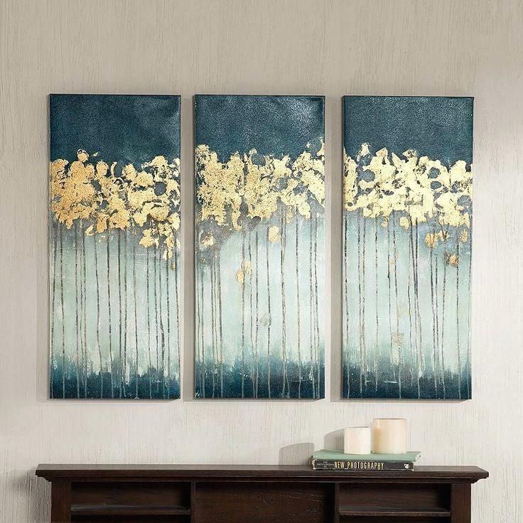 Rectangular Wall Art Collection Like This Light Wall Art Perfect Pertaining To Rectangular Canvas Wall Art (Image 4 of 20)