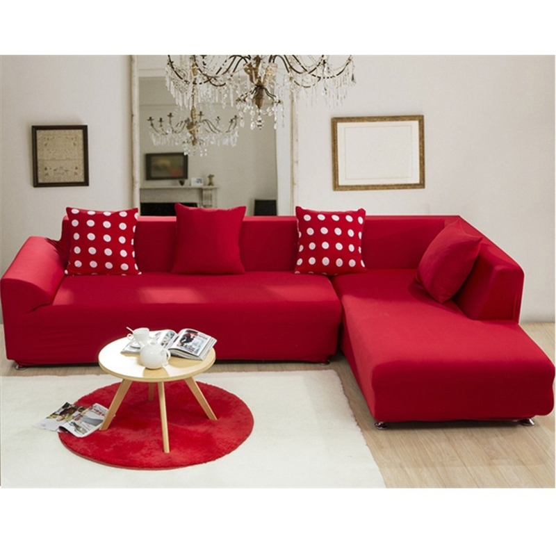 Red Sofa Covers – Sofa A In Red Sofa Chairs (Image 8 of 10)