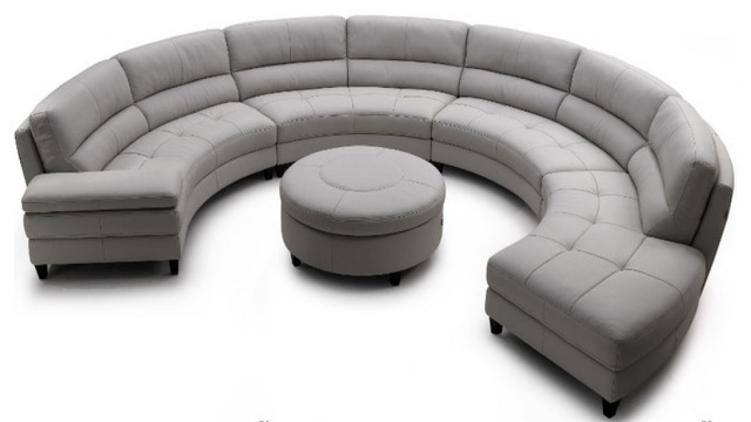 Reliable Semi Circular Sofa Furniture Fantastic Circle Image Ideas Regarding Semicircular Sofas (Image 4 of 13)