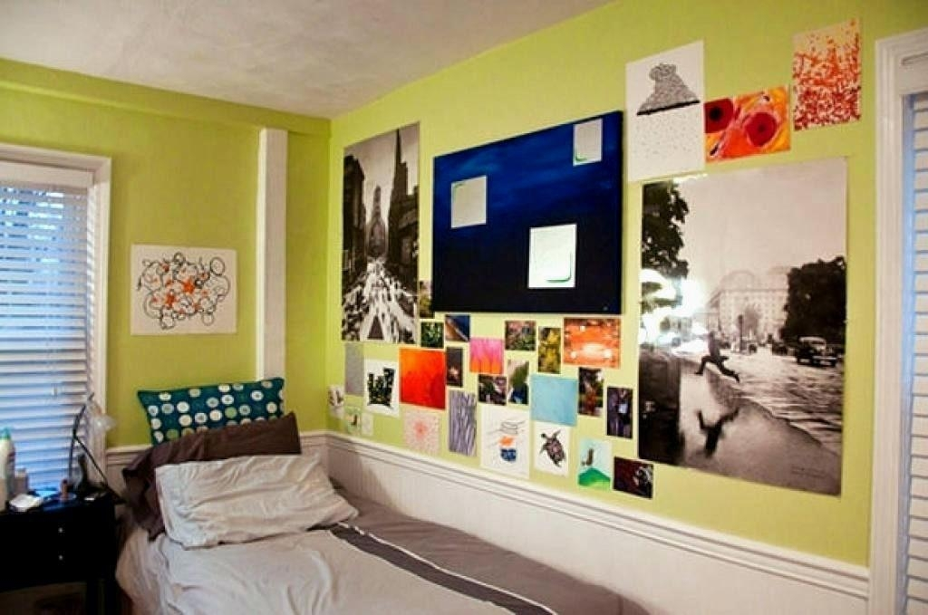 Remarkable College Wall Art Decor Decorations Pinterest Dorm Room Intended For Canvas Wall Art For Dorm Rooms (Photo 6 of 20)