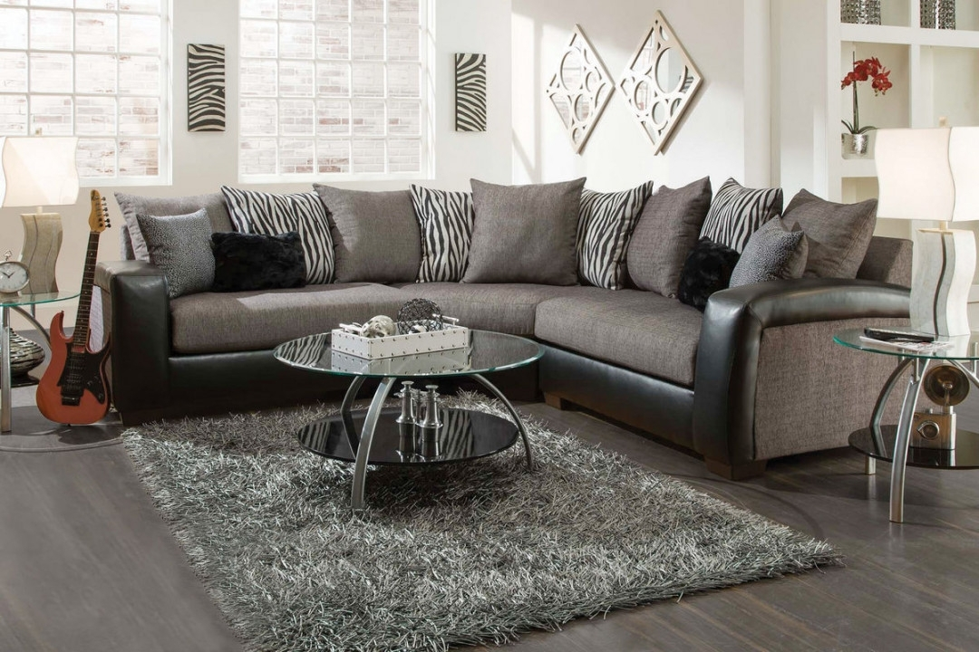 Remo 3 Piece Sectional At Gardner White | Home Design And Decorating With Gardner White Sectional Sofas (View 6 of 10)