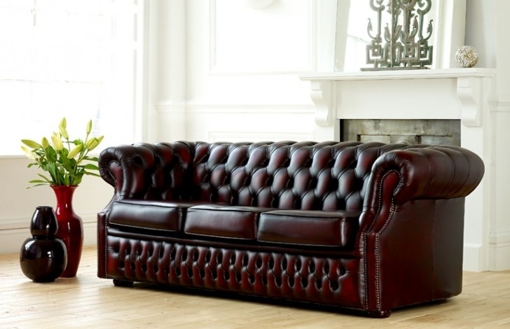 Richmond | The Chesterfield Company For Richmond Sofas (Image 6 of 10)