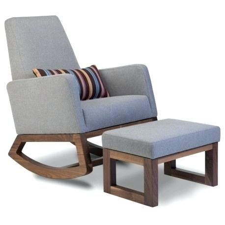 Rocking Sofa Chair Rocking Sofa Chair Nursery Medium Size Of Rocking Pertaining To Rocking Sofa Chairs (Image 10 of 10)